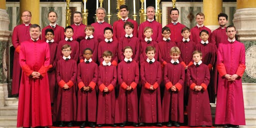 Concert by the Choristers of Westminster Cathedral