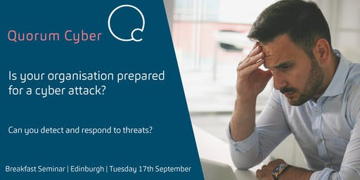 Is your company prepared for a cyber attack?