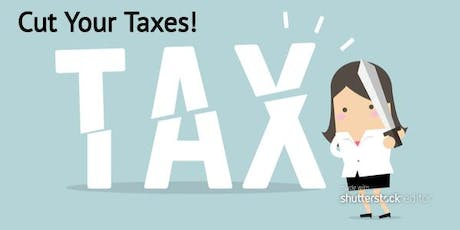 MCAR Members: Give Yourself a Raise in 2019! Tax Strategies for the Real Estate Agent tickets
