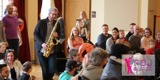 PBJ & Jazz with New Basics Brass Band
