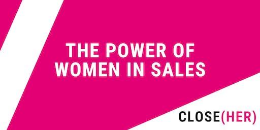 The Power of Women in Sales