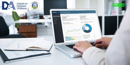 Maximisez votre investissement avec Sage / Maximizing your investment with Sage  (Montréal)