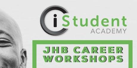 iStudent Academy Johannesburg: I.T Career Workshops tickets