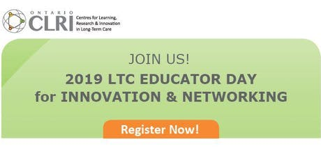 2019 LTC EDUCATOR DAY FOR INNOVATION & NETWORKING tickets