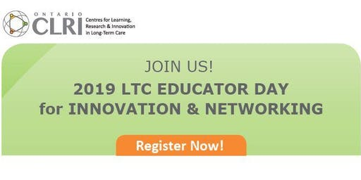 2019 LTC EDUCATOR DAY FOR INNOVATION & NETWORKING