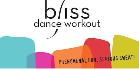 Bliss Dance Workout Training Weekend - October 2019 tickets
