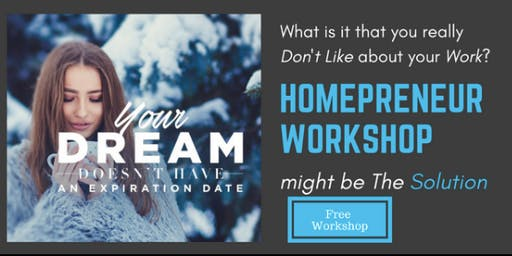 Online Homepreneur Workshop - To Create A Lucrative Income (Cambodia)