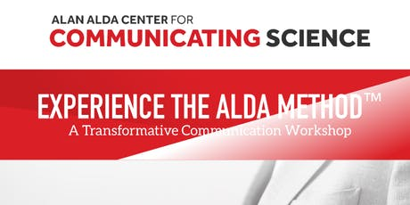 Alan Alda- Communicating Science Workshop tickets