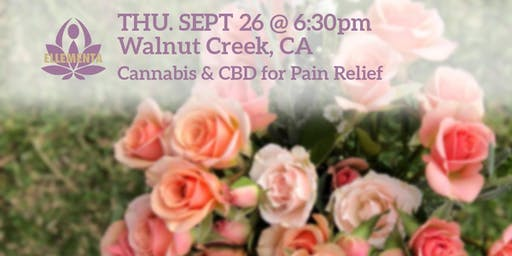 Ellementa SF East Bay (Walnut Creek): Cannabis and CBD for Pain Relief