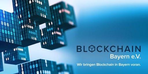 Gründungsfeier von Blockchain Bayern e.V.