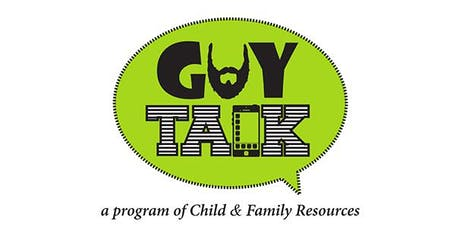 Two-day Guy Talk Facilitator Training tickets
