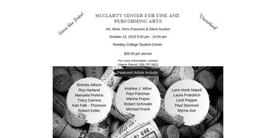"""""""Uncorked"""" McClarty Center for Fine and Performing Arts"""
