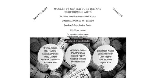 """Uncorked"" McClarty Center for Fine and Performing Arts"