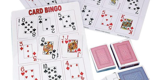 Card Bingo & Cocktails - For Macmillan Coffee Morning