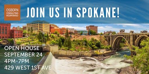 Osborn Consulting Spokane Office Open House