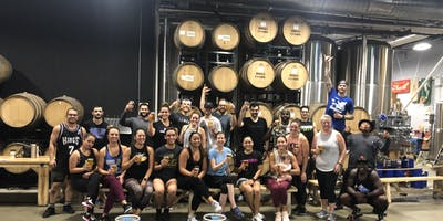 Back To Your Roots Fitness Presents: Bootcamp and Brew Vol. 8