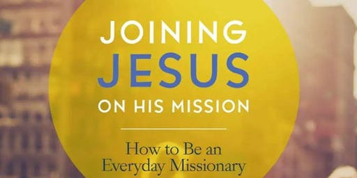 Joining Jesus on His Mission Conference