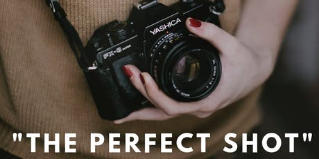 """The Perfect Shot"" Fall Headshots Photoshoot (Gwinnett) tickets"