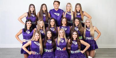 PNG Cheer Mini Spirit Clinic Fundraiser