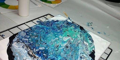 Paint Pour @The Break- West Valley