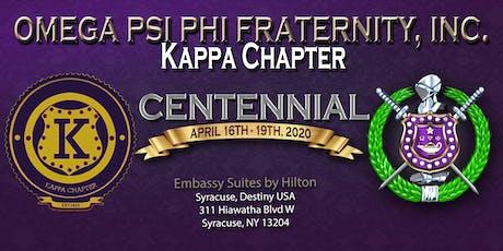 Kappa Chapter Centennial Celebration Weekend tickets