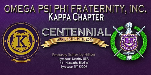 Kappa Chapter Centennial Celebration Weekend