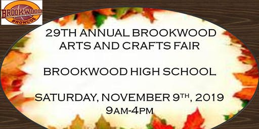 Brookwood 29th Annual Arts & Crafts Festival sponsored by Tip-Off Club