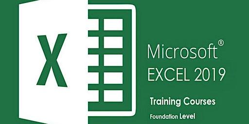 Microsoft Excel Training Courses | Introduction Level – Toronto