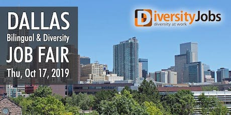 Dallas Bilingual & Diversity Job Fair tickets
