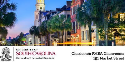 UofSC Professional MBA Program - Charleston Information Session