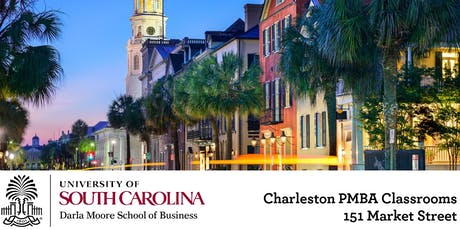 UofSC Professional MBA Program - Charleston Information Session tickets