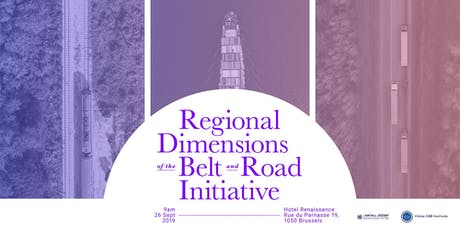 Regional Dimensions of the Belt and Road Initiative - Conference tickets
