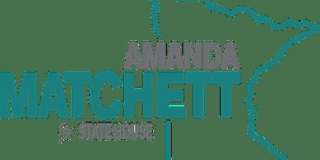 NEW DATE! Trivia Fundraiser for Amanda Matchett for Minnesota!  tickets