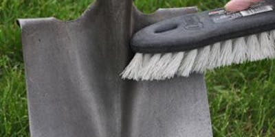 Cleaning Your Gardening Tools - FREE!  January 10th - 10:00 am