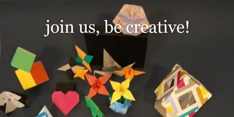 Origami classes  for teens billets