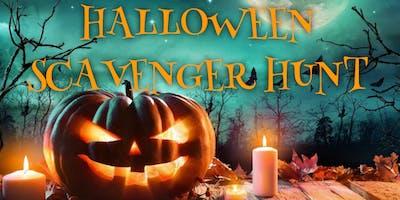 event image Halloween Haunted History & Scavenger Hunt