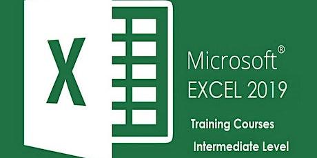 Microsoft Excel Training Courses | Intermediate Level Class- Toronto tickets