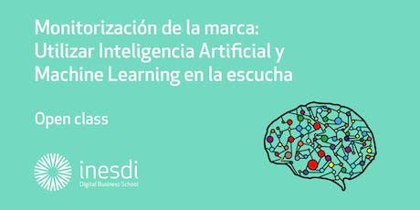 Monitorización de la marca: Utilizar Inteligencia Artificial y Machine Learning en la escucha entradas