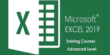 Advanced Microsoft Excel Training Courses | MS. Excel 2019 Classes – Toronto tickets