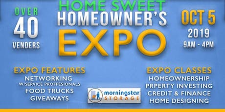 Home Sweet Homeowner's Expo tickets