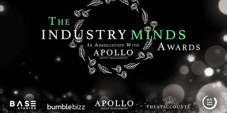 The Industry Minds Awards tickets
