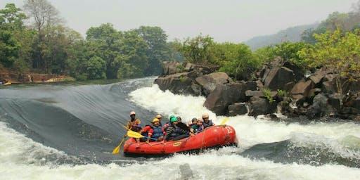 VRangers Kundalika White Water River Rafting