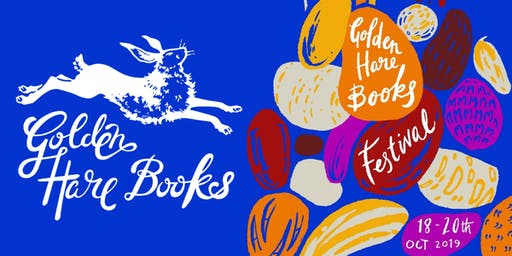 Golden Hare Books Festival Party
