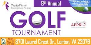 8th Annual CYEP Charity Golf Tournament