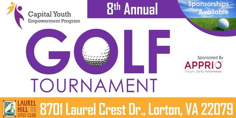 8th Annual CYEP Charity Golf Tournament tickets