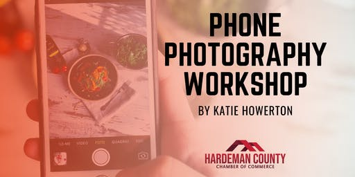 Phone Photography Workshop by Katie Howerton