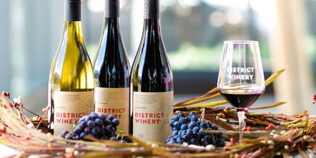 District Winery Fall Harvest Party tickets