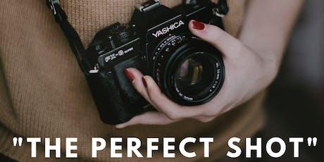 """The Perfect Shot"" Fall Headshots Photoshoot (Cobb) tickets"