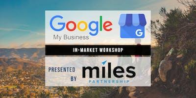Google My Business Workshop - San Luis Obispo