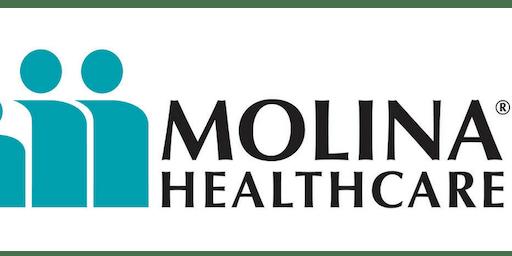 Molina Provider Orientation- Layton
